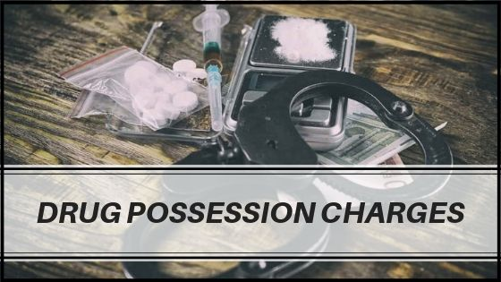 Drug Possession Charge Michigan