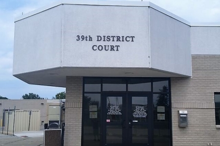 39th District Court Fraser Criminal Case
