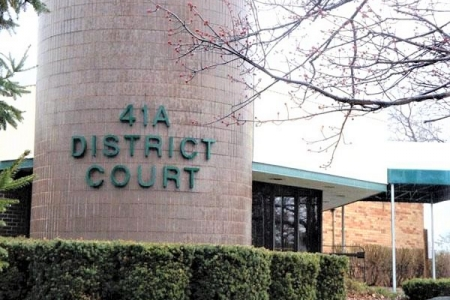 41A District Court Shelby Township Criminal Case